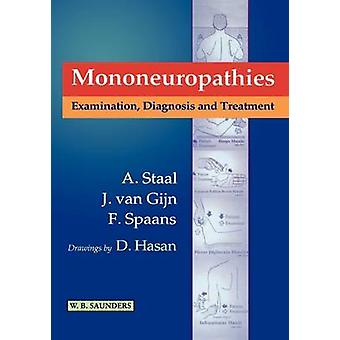 Mononeuropathies Examination Diagnosis and Treatment by Staal