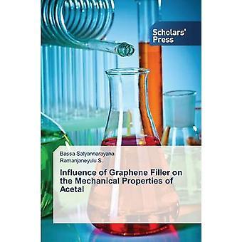 Influence of Graphene Filler on the Mechanical Properties of Acetal by Satyannarayana Bassa
