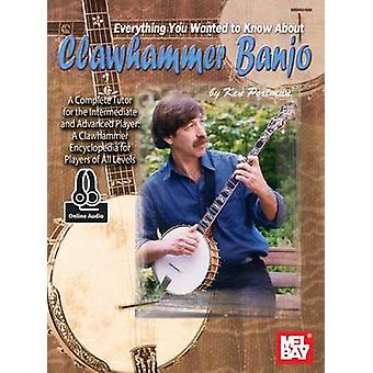 Everything You Wanted to Know about Clawhammer Banjo by Ken Perlman -
