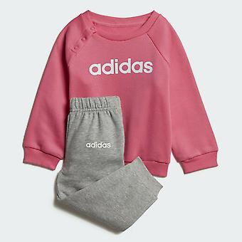 Adidas Infant Girls Linear Fleece DV1287