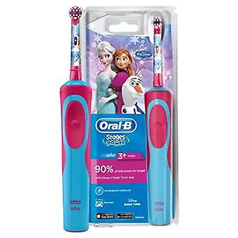 Oral B Stages Power Frozen Kids Electric Toothbrush