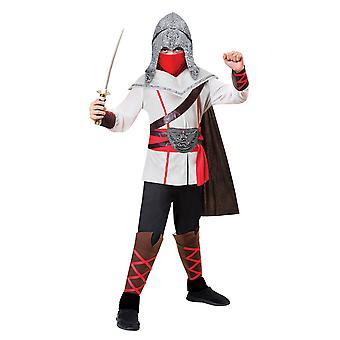 Boys Assassin ninja costume