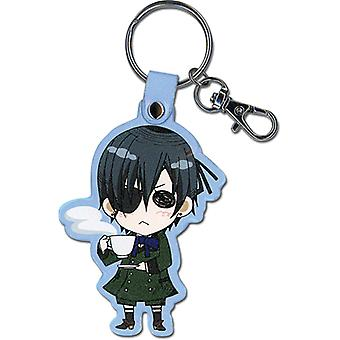 Key Chain - Black Butler - New Ciel SD PU Anime Licensed ge37308