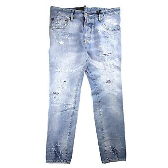 Dsquared2 Cigaretta Jean Denim