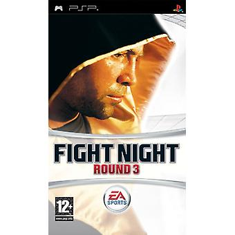 Fight Night Round 3 (PSP) - New