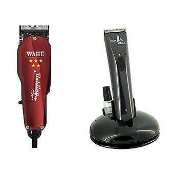 Wahl Balding Clipper and Bella Trimmer