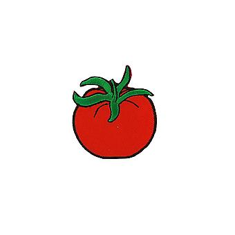 Patch Ecusson Brode stoffen rugzak jas Doudoune Couture kawaii tomaat