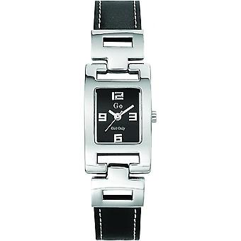 Go Girl Only 696817 - watch leather rectangular woman