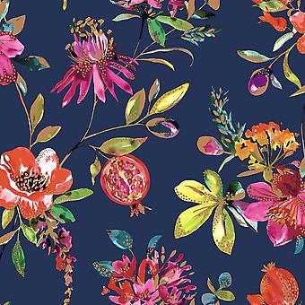 Melgrano Floral Wallpaper Holden