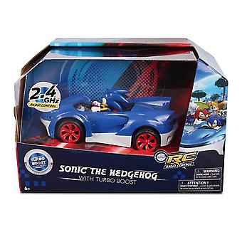 Sonic Remote Controlled Car