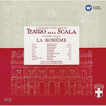 Puccini/Callas - La Boheme [CD] USA import
