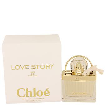 Chloé liefdesverhaal Eau de parfum 30ml EDP spray