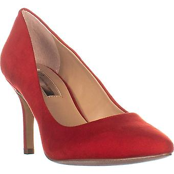 INC International Concepts Womens Zitah5 Suede Pointed Toe Classic Pumps