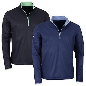 Callaway Golf Mens Herringbone Technical Windproof Waterproof M