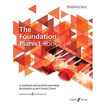 Foundation Pianist Book 2 by David Blackwell
