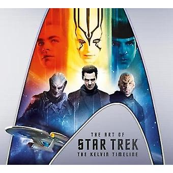 The Art of Star Trek by Bond & Jeff