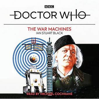 Doctor Who The War Machines by Ian Stuart Black