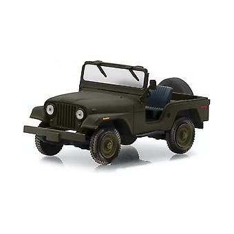 Jeep CJ-5 Diecast Model Car from The A Team