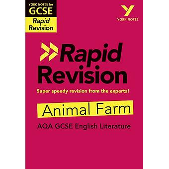 York Notes for AQA GCSE 91 Rapid Revision Animal Farm