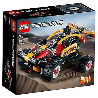 LEGO 42101 Technic buggy konstruktion Playset