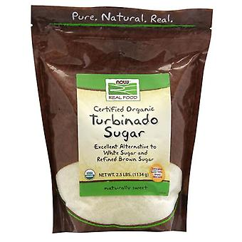 Now Foods Turbinado Sugar Organic 1134 g