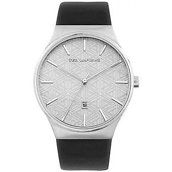 Ted Lapidus 5131702 - watch date Bracelet leather black Bo tier money man