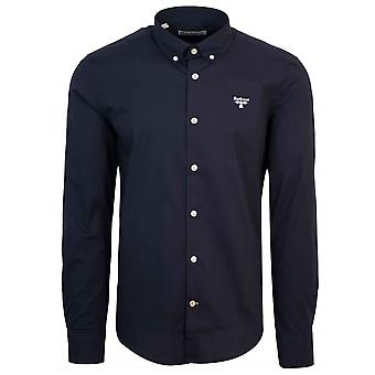 Barbour Beacon Barbour Beacon Navy Slim Fit Shirt