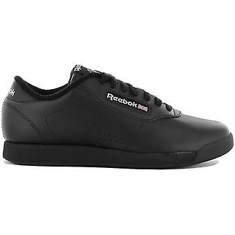 Tênis preto de tênis de sapatos de sapatos reebok princesa CN2211