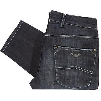 Armani Jeans U6j50 Slim Fit Denim Jeans