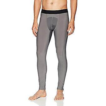 Starter Men's THERMA-STAR Brushed Compression Tight, Amazon Exclusive, Iron G...