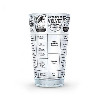 Fred - good measure hangover recipe glass