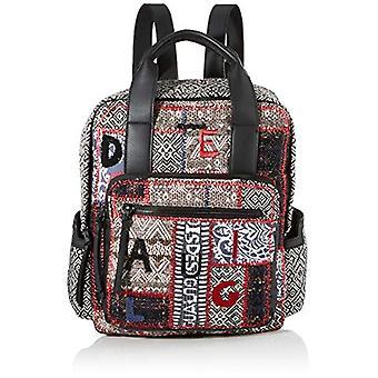 Desigual 19WAKA35 Kvinna handväska/ryggsäck 34.5x12x28.5 cm (B x H x T)