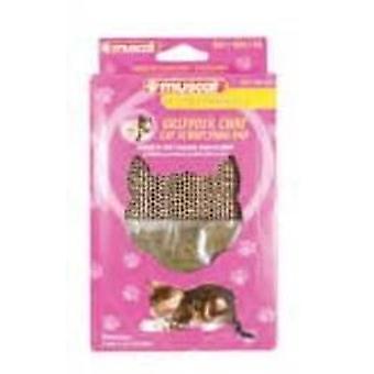 Muscat kissan naarmuuntumisen postitse Carton Mini (kissat, leikkikalu, lähtöviiva asettaa)
