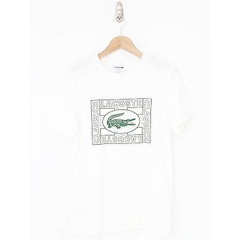 Lacoste Sport Vintage T.Shirt - Flour