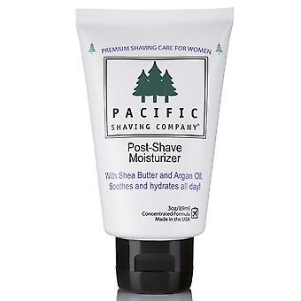 Pacific shaving company women's post-shave moisturizer, 3 oz