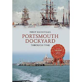 Portsmouth Dockyard Through Time by Philip MacDougall