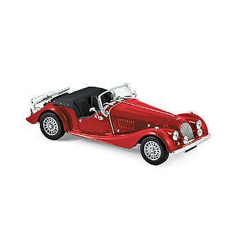 Morgan Plus 8 (1980) in Red (1:43 scale by Norev 270303)