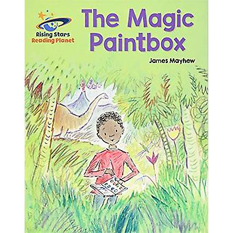 Reading Planet - The Magic PaintBox - Blue - Galaxy by James Mayhew -