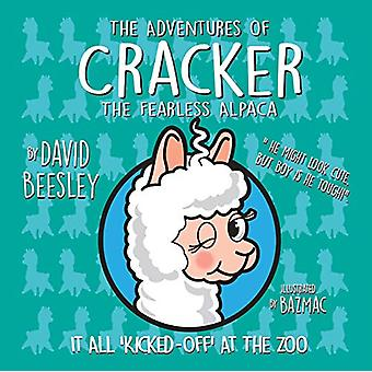 The Adventures of Cracker the Fearless Alpaca - It all 'Kicked Off' at