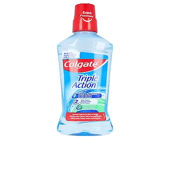 Colgate Triple Action Enjuague Bucal 500 Ml Unisex