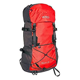 Altus Balaitus 25 - Backpack - Unisex - One Size - Red/Grey Color