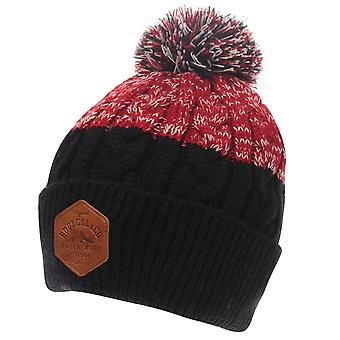 SoulCal Mens Mixed Bobble Hat