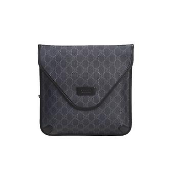 Gucci 599521k5rln1095 Hombres's Bolso de hombro de tela negra