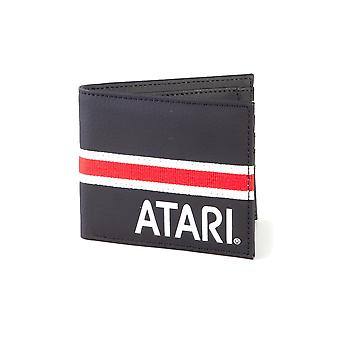 Official Atari Bifold Wallet With Webbing