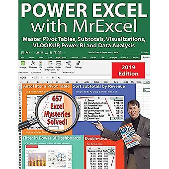 Power Excel 2019 with MrExcel - Master Pivot Tables - Subtotals - Visu