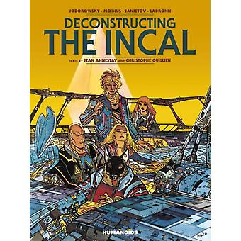 Deconstructing The Incal by Christophe Quillien
