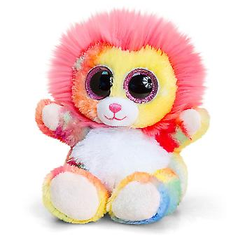 Keel Toys Animotsu Rainbow Lion