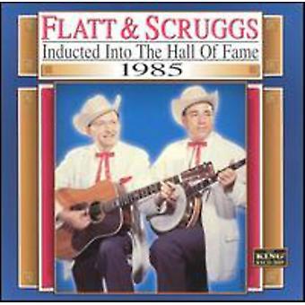Flatt & Scruggs - 1985-Country Music Hall of Fam [CD] USA import