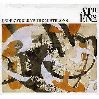 Underworld vs the Misterons - Athens [CD] USA import