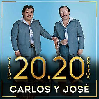 Carlos Y Jose - Vision 20.20 Exitos (Wm) [CD] USA import